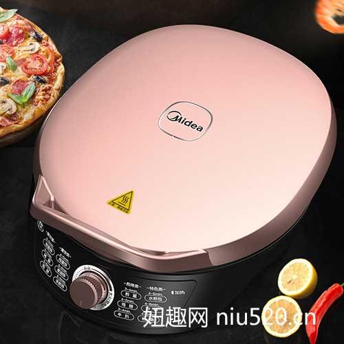 电饼铛品牌中哪些值得推荐,有美的么?