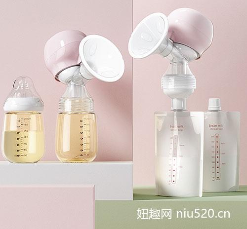 haigo吸奶器怎么样
