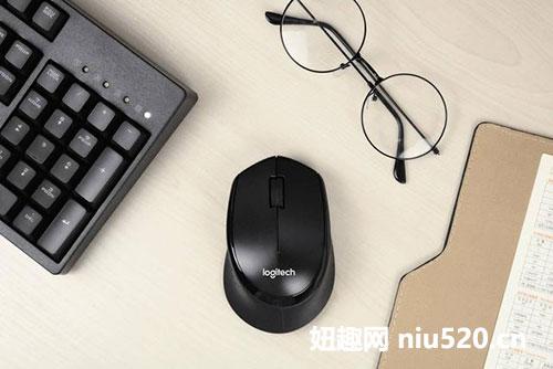 罗技M330鼠标怎么样
