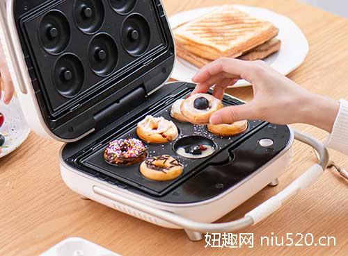 适盒多功能三明治机使用注意事项