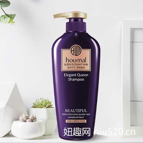沪美生姜洗发水怎么样