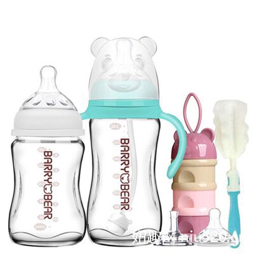硅胶奶瓶怎么选择