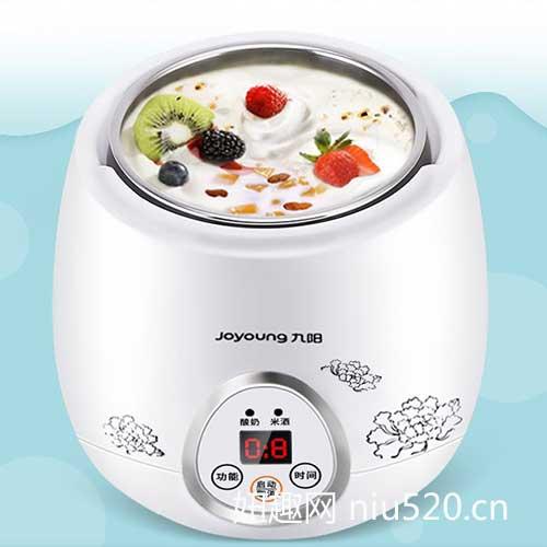 九阳酸奶机怎么做米酒