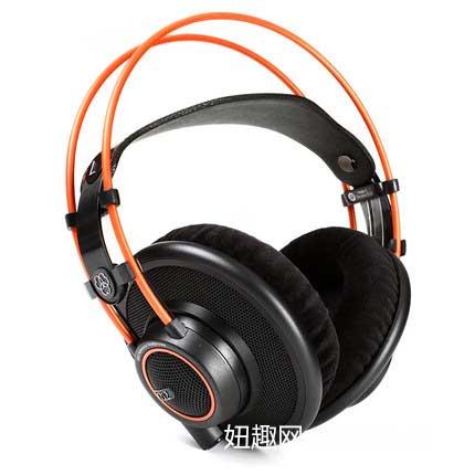 爱科技AKG K712 PRO 头戴式耳机 人声音乐必选耳机!