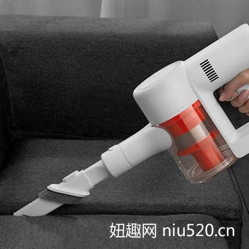 米家手持无线吸层器1C 吸层更彻底!
