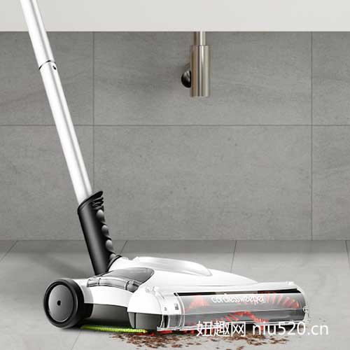 电动扫把的部件 电动扫把的功能