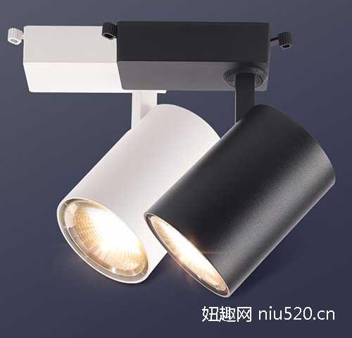 欧普照明LED轨道射灯,光到之处便是耀点