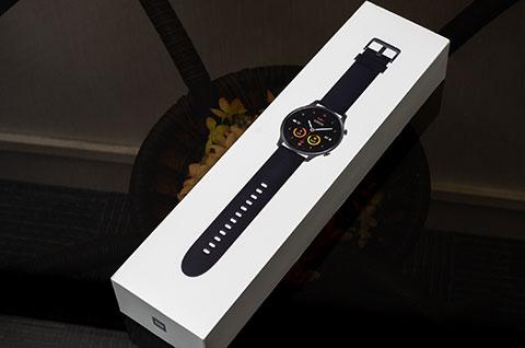 小米手表color评测之外包装