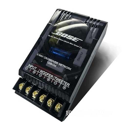 音箱喇叭分频器如何选择?