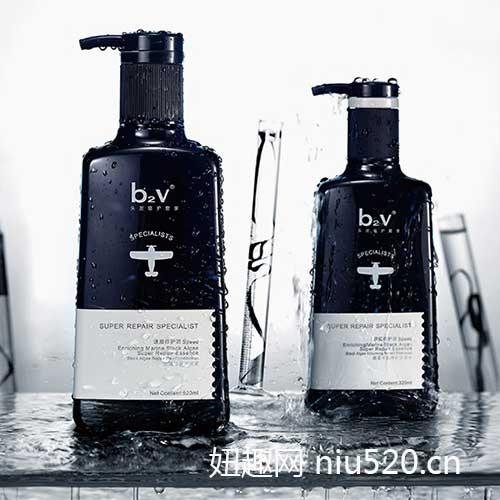 b2v洗发水怎么样?墨藻洗护套装使用评测!