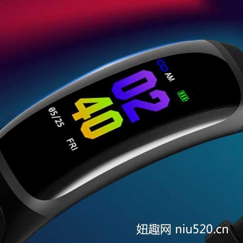 诺度智能手环怎么样?MK04智能手环的使用评测!