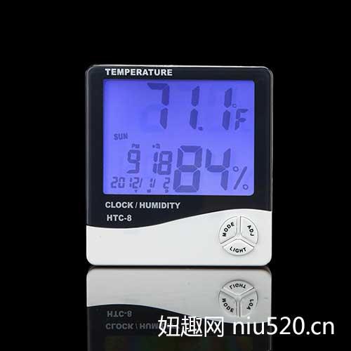 湿度计的原理 湿度计的分类