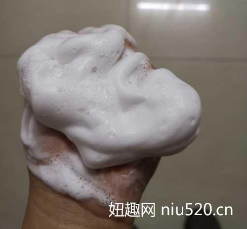 AHC洗面奶怎么样
