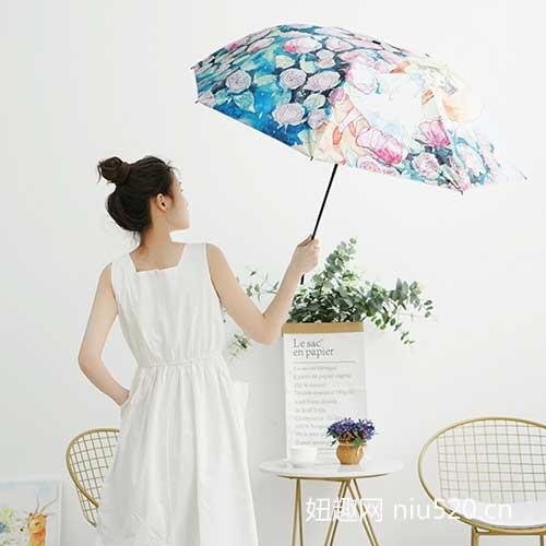 雨伞挑选技巧