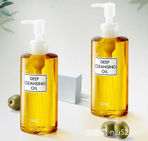 DHC橄榄卸妆油,平均每8秒出售一瓶!