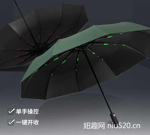 雨伞选购攻略