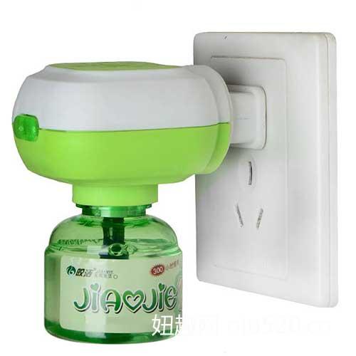 电热液体蚊香原理 电热液体蚊香有什么特点