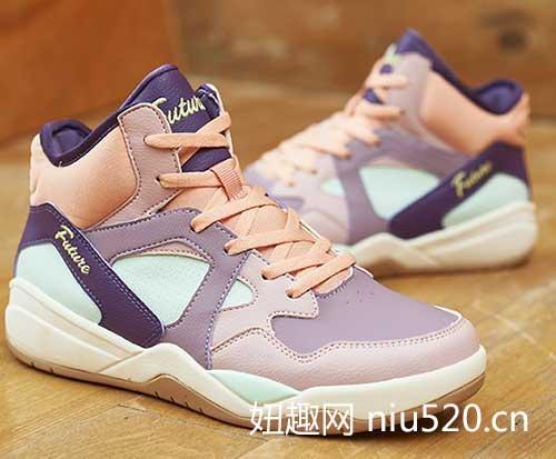 361度全明星后卫篮球鞋 穿着舒适且安全!