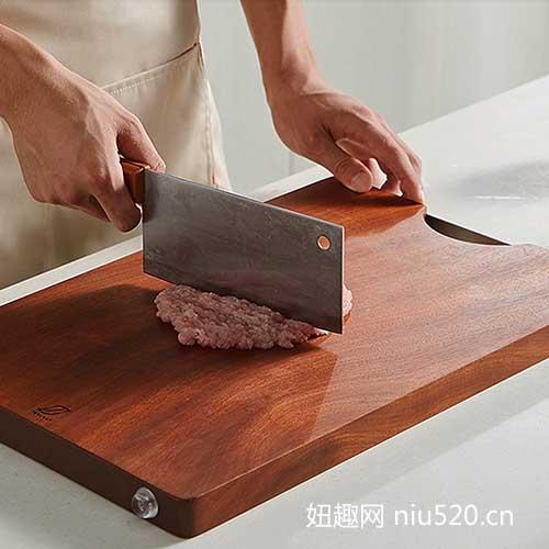 怎样辨别真假铁木砧板
