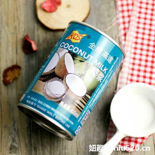 适合做甜品的椰浆推荐