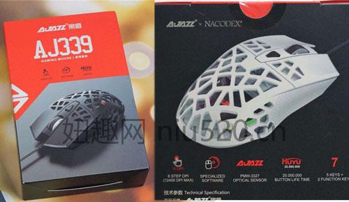 黑爵AJ339游戏鼠标怎么样