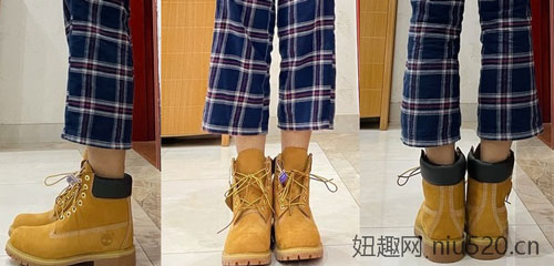 Timberland 10061小黄鞋评测
