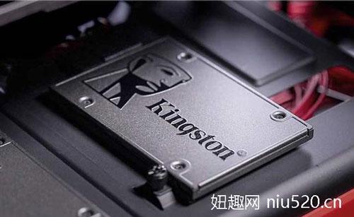 金士顿A400固态硬盘怎么样